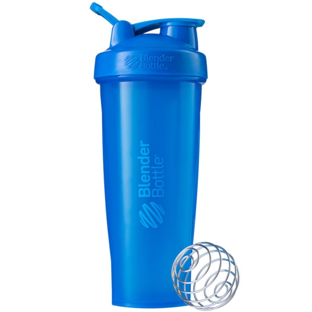 New Blender Bottle Classic Cyan 32 Oz.
