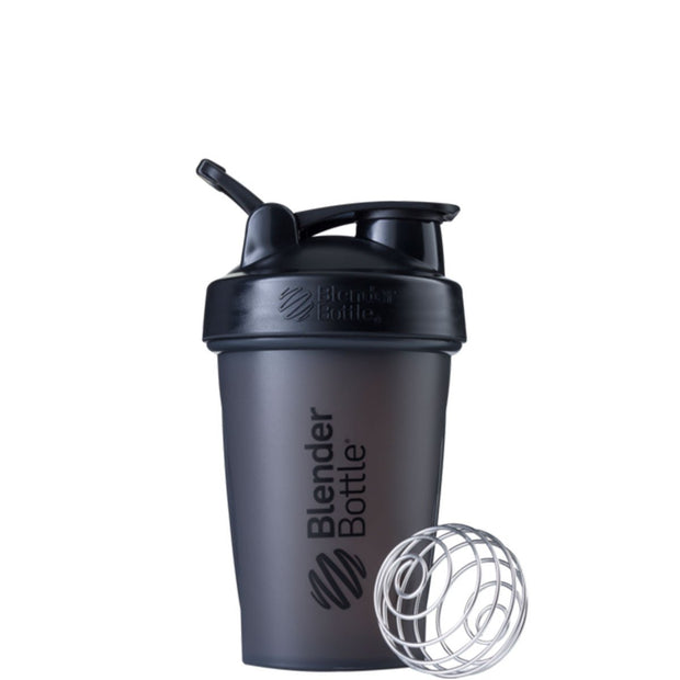 New Blender Bottle Classic Full Black 20 Oz.