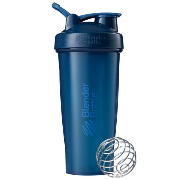 New Blender Bottle Classic Navy 28 Oz.