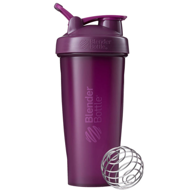 New Blender Bottle Classic Plum 28 Oz.