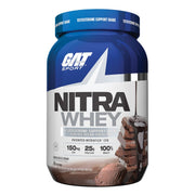 GAT Sport Nitra Whey Protein Chocolate Ice Cream