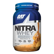 GAT Sport Nitra Whey Protein Peanut Butter