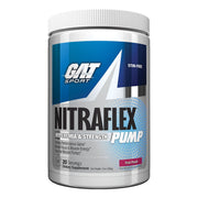 GAT Nitraflex Pump Pre Workout Fruit Punch