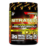 VMi Sports Nitratest Pre Workout Strawberry Kiwi