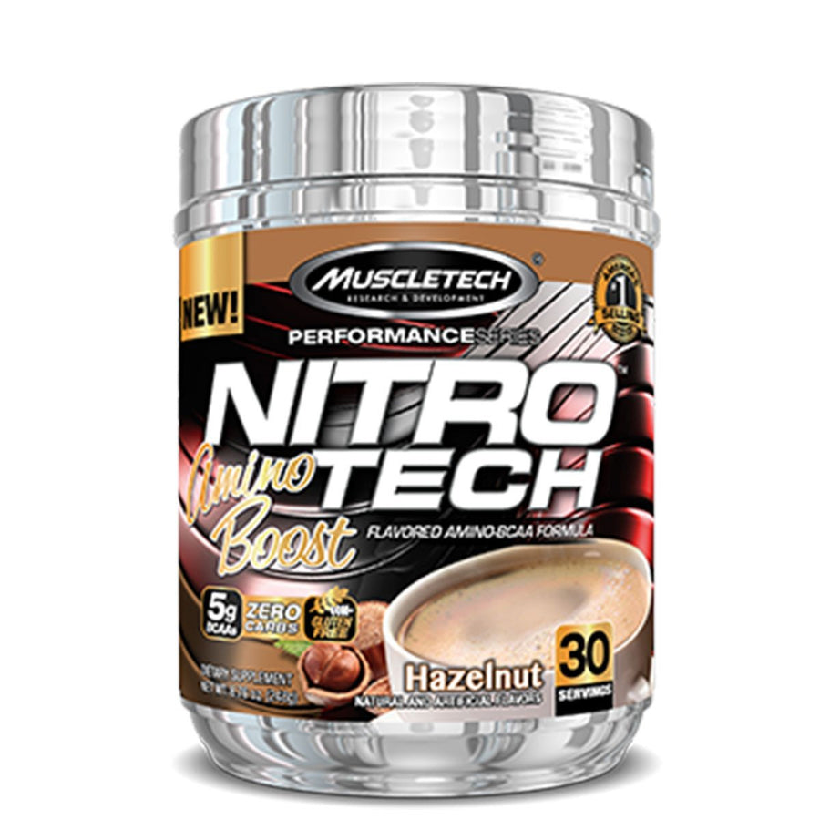 Muscletech Nitro Tech Cafe Boost