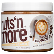 Nuts N More Peanut Butter Mocha Cappuccino