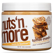 Nuts N More Peanut Butter Toffee Crunch
