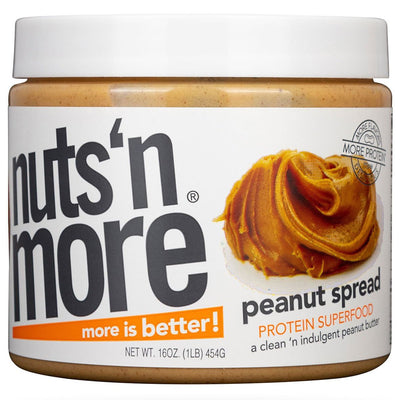 Nuts N More Peanut Butter Peanut Spread
