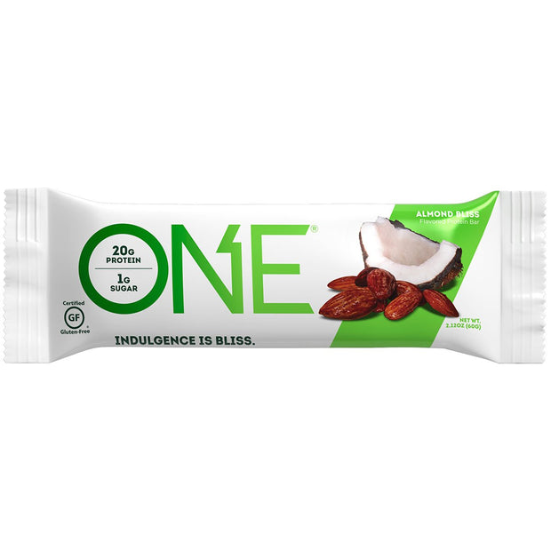 One1Brands ONE Protein Bar Almond Bliss