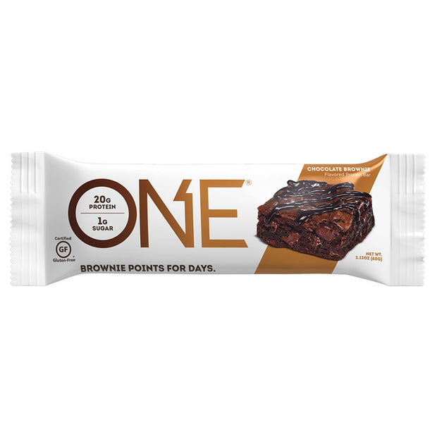 One1Brands ONE Protein Bar Chocolate Brownie