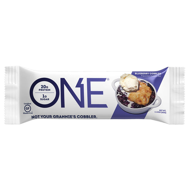 One1Brands ONE Protein Bar Blueberry Cobbler