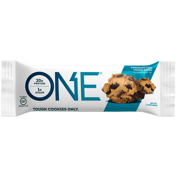 One1Brands ONE Protein Bar Chocolate Chip Cookie Dough