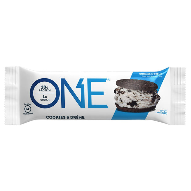 One1Brands ONE Protein Bar Cookies and Cream Oreo