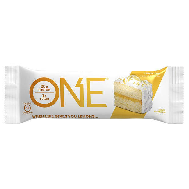 One1Brands ONE Protein Bar Lemon Cake