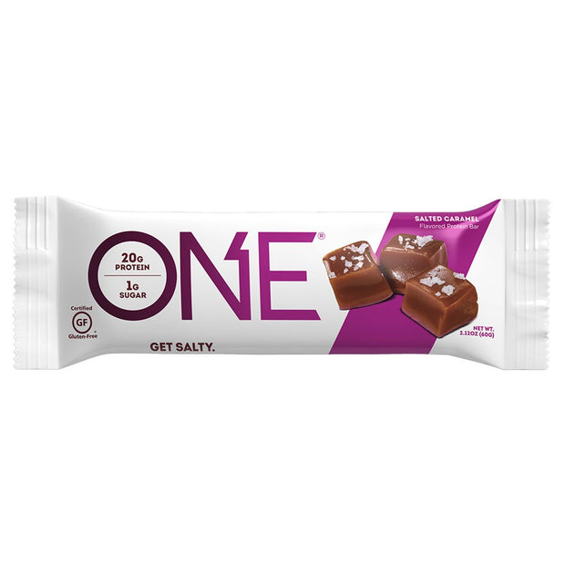 One1Brands ONE Protein Bar Salted Caramel