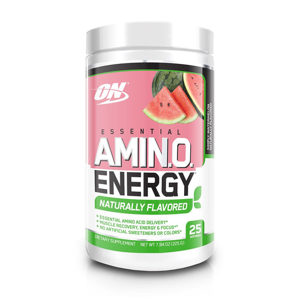 Optimum Nutrition Amino Energy Naturally Flavored Watermelon
