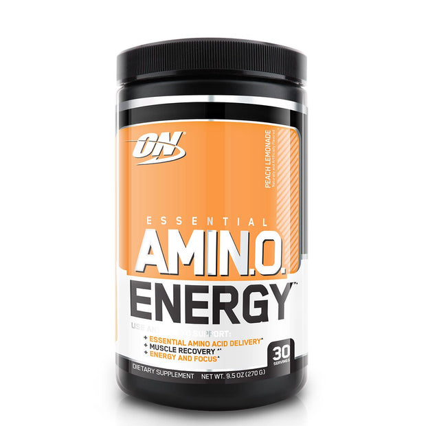 Optimum Nutrition Essential Amino Energy Peach Lemonade