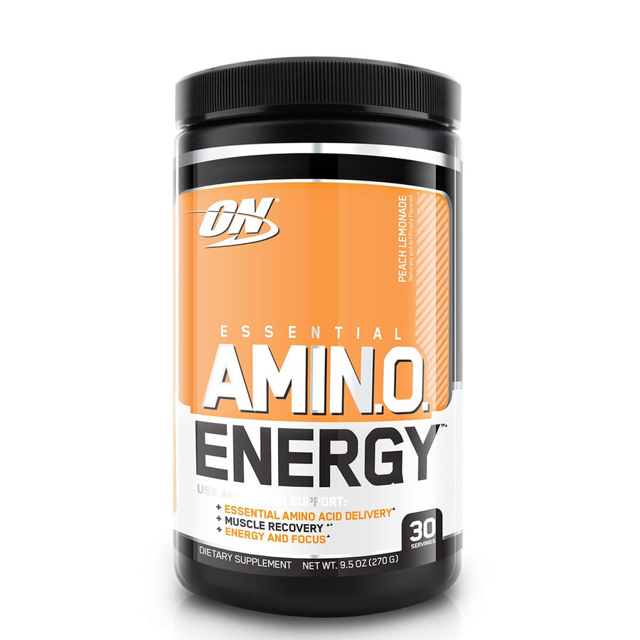 Optimum Nutrition Essential Amino Energy Lemon Lime