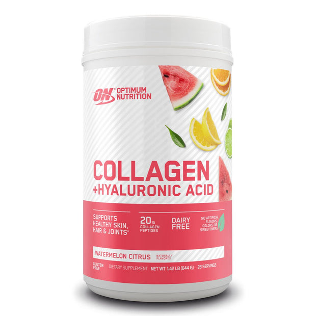 Collagen plus HYALURONIC Acid Watermelon Lime