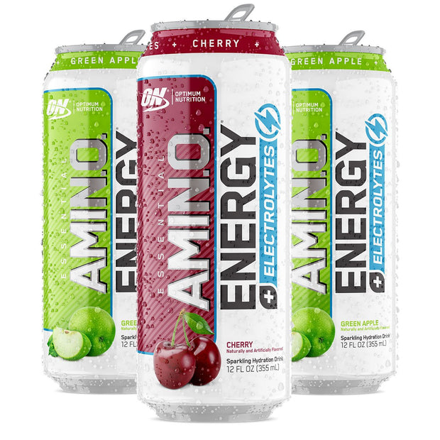 Optimum Nutrition Amino Energy Carbonated