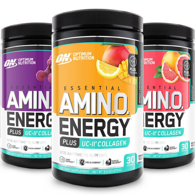 Optimum Nutrition Essential Amino Energy plus Collagen