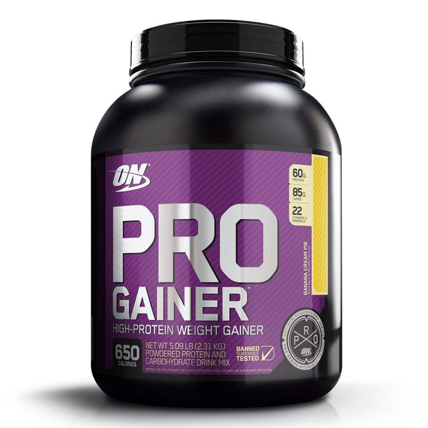 Optimum Nutrition Pro Gainer Weight Gainer Banana