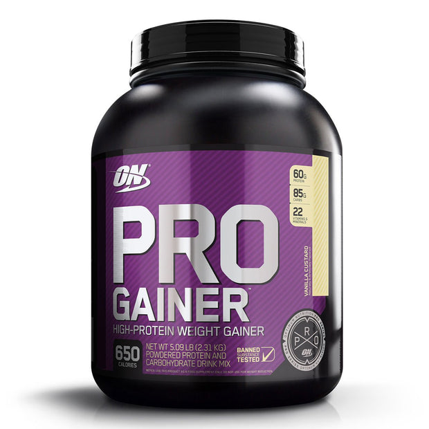 Optimum Nutrition Pro Gainer Weight Gainer Vanilla