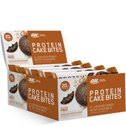 Optimum Nutrition Protein Cake Bites Chocolate Doughnut