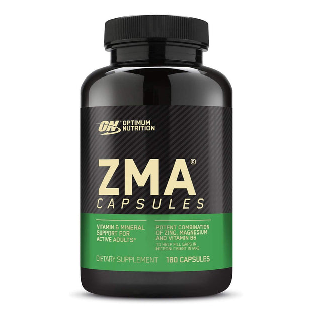 Optimum Nutrition ON ZMA Capsules 180 Count