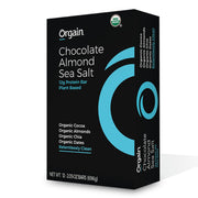 Orgain Organic Protein Bar Vegan Dark Chocolate Sea Salt