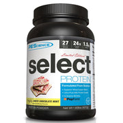 PeScience Select Protein White Chocolate Mint 27 Servings