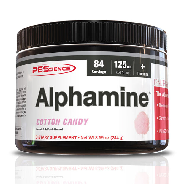 PEScience Alphamine Cotton Candy