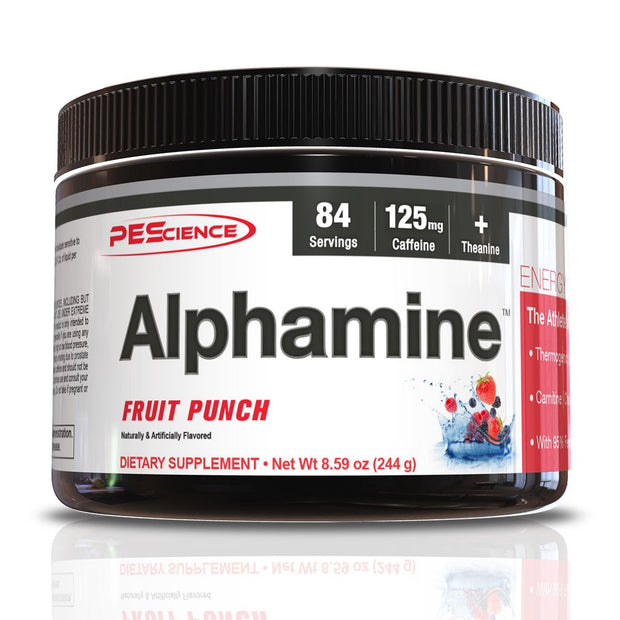 PEScience Alphamine Fruit Punch