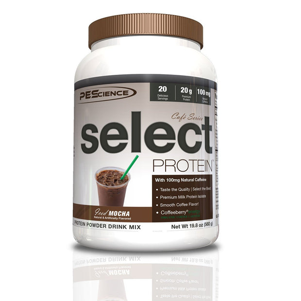 PEScience Cafe Series Select Iced Mocha