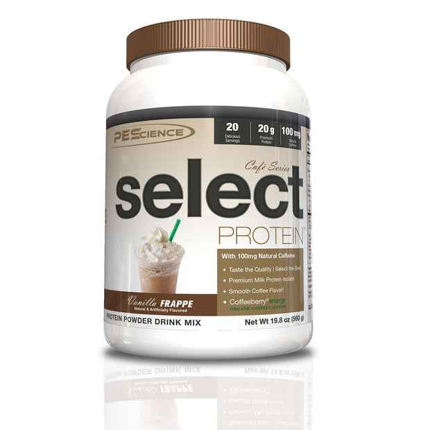 PEScience Cafe Series Select Vanilla Frappe