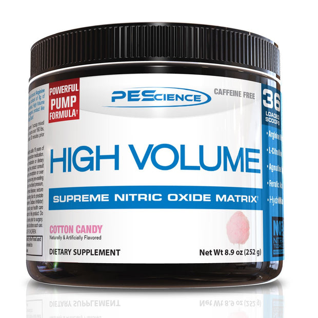 PEScience High Volume Cotton Candy