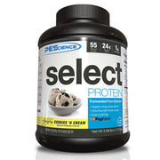 PEScience Select Protein Cookies and Cream