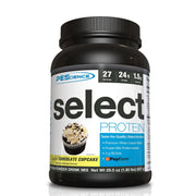 PeScience Select Protein Frosted Chocolate Cupcake 2lbs