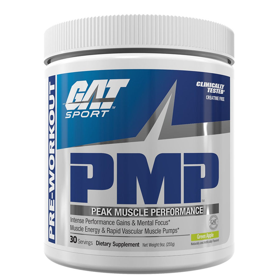 GAT Sport PMP pre workout Raspberry Lemonade