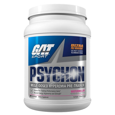 GAT Sport Psychon Pre Workout Watermelon