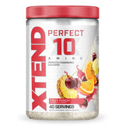 Scivation Xtend Perfect 10 Amino Acid EAA Supplement Fruit Punch