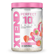 Scivation Xtend Perfect 10 Amino Acid EAA Supplement Strawberry Dragonfruit