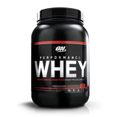 Optimum Nutrition Performance Whey Chocolate 2 pounds