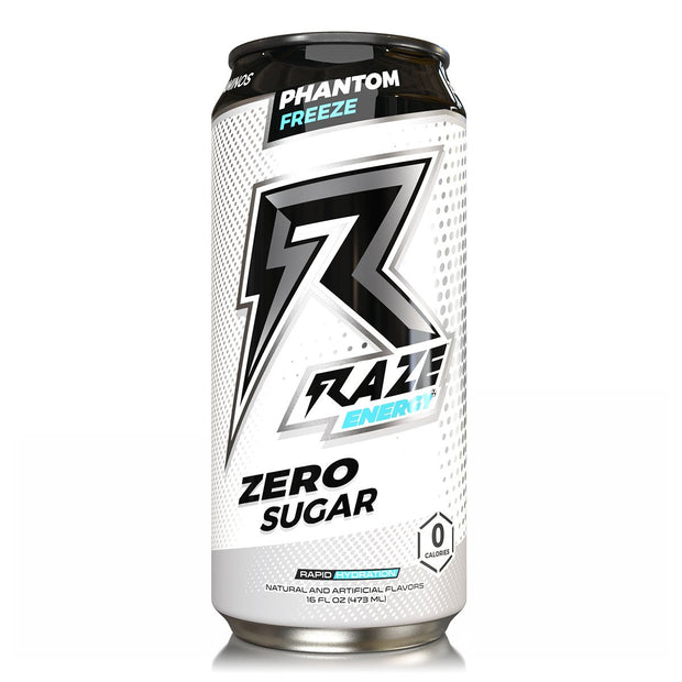 REPP Sports RAZE Energy Drink Phantom Freeze