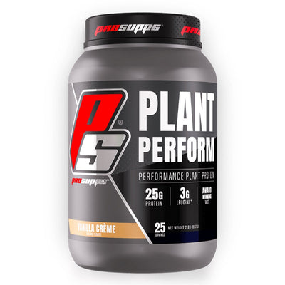 Pro Supps Plant Perform Vegan Protein Powder Supplement