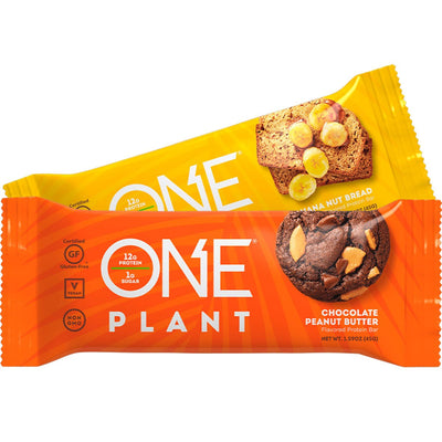 Plant Based ONE Protein Bar