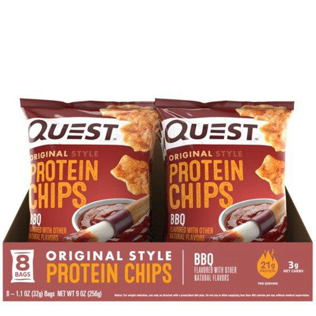 Quest Tortilla Protein Chips BBQ