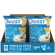 Quest Tortilla Protein Chips Ranch
