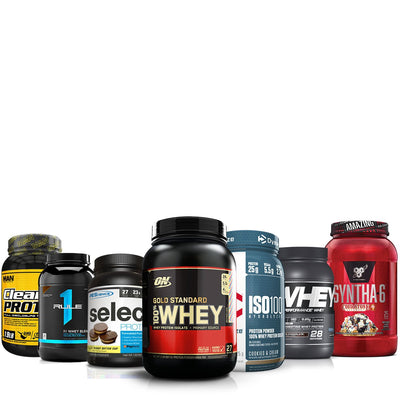 Protein of the Month Club