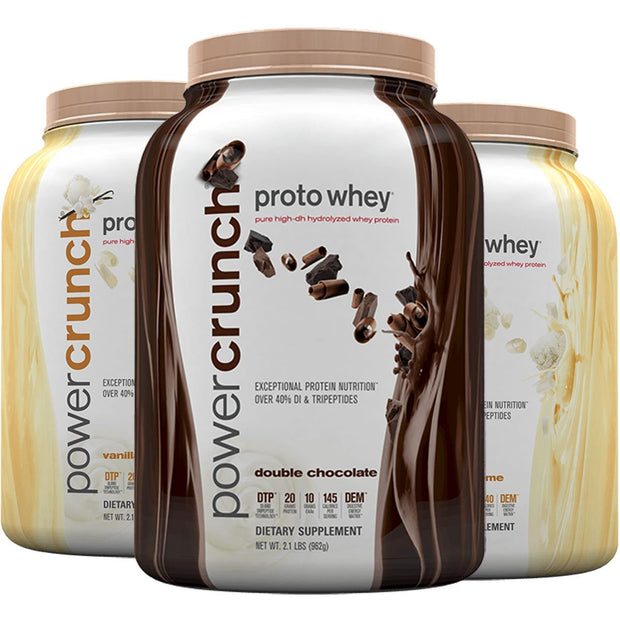 Power Crunch Proto Whey Protein
